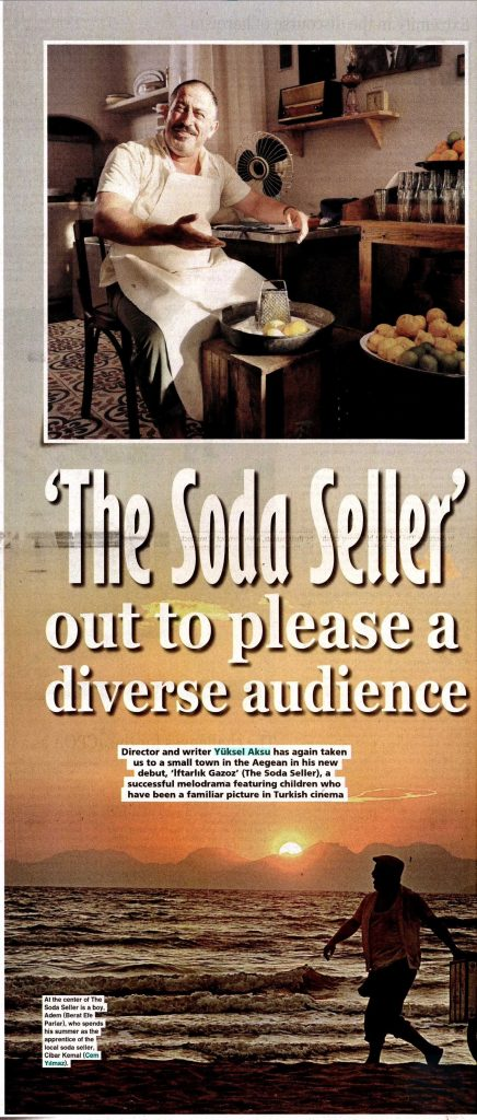 Hurriyet Daily News The Soda Seller Out To Please A